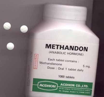 Methandon 5mg