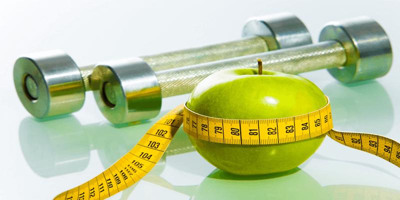 Mesa de nutrição sã de uns carboidratos de gorduras de esquilo