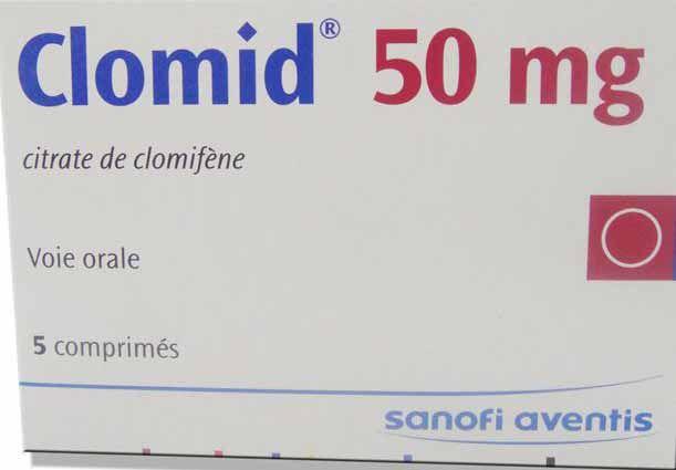 Clomid 50mg