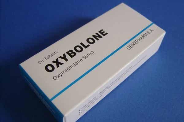 Caixa do Oxybolone