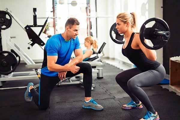 Dicas de musculação: consulte sempre o professor