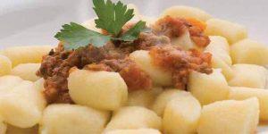 Imagem de Receita: Nhoque de batata doce