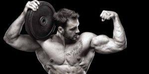 Imagem de Aprenda a construir braços fortes e grandes!