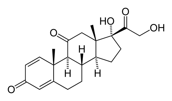 estrutura molecular metandrostenolona