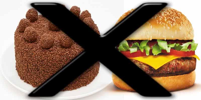 Conheça alguns erros em dietas para hipertrofia