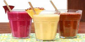 Imagem de Cinco sugestões de shakes pós-treino