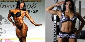 Imagem de Entrevista com Andressa Vieira, Bi Campeã brasileira de Body Fitness