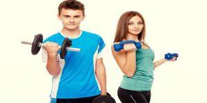 Imagem de Musculação na adolescência atrapalha no crescimento?