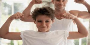 Imagem de Musculação, suplementação e dieta na adolescência