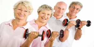 Imagem de Idosos podem praticar musculação?