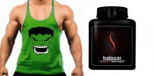 Imagem de Halovar, o pró-hormonal da Purus Labs