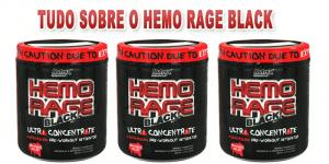 Imagem de Hemo Rage Black: hemorragia de explosão ou marketing da musculação?