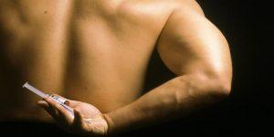 Imagem de A utilização de esteróides por não-atletas