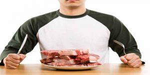 Image des principaux moments de la consommation de protéines