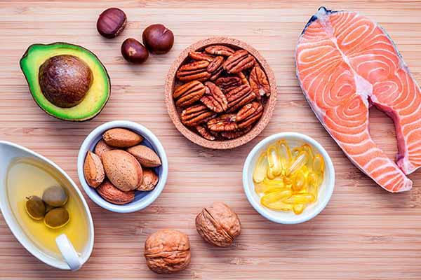 Alimentos Ricos em ômega 3