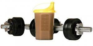 Imagem de O uso de proteína hidrolisada antes do treino, é correto?