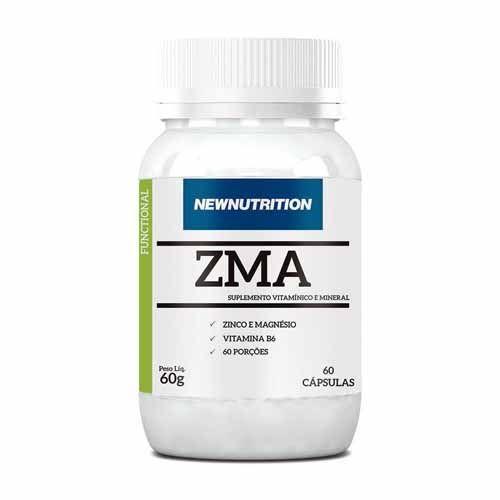 ZMA da New Nutrition