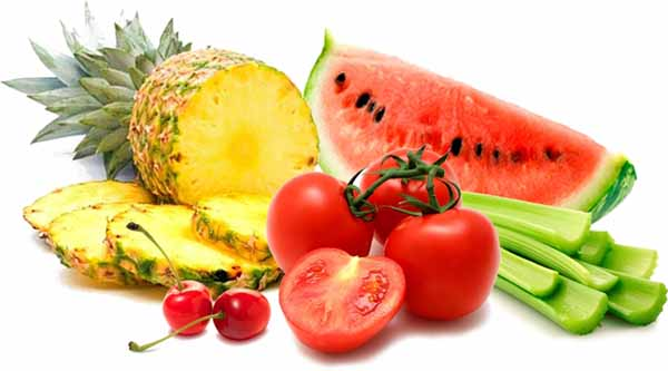 Alimentos Diuréticos Naturais