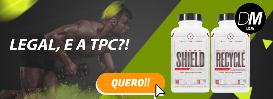Serms TPC para Oxandrolona e Durateston