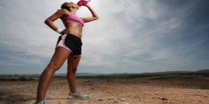Image de l'importance de l'hydratation dans l'activité physique
