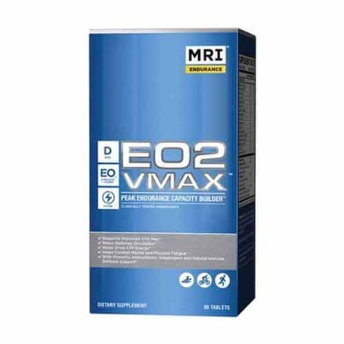 suplemento oxigenação eo2 max mri