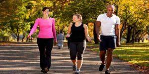 Imagem de Caminhada, um exercício simples, prático e eficaz
