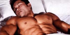 Imagem de Efeitos positivos de um bom sono anabólico