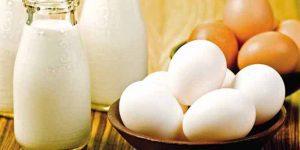 Imagem de Inclua ovos e leite na primeira refeição do praticante de musculação