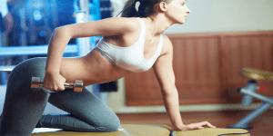 Imagem de Dicas da Florence para uma musculação mais saudável