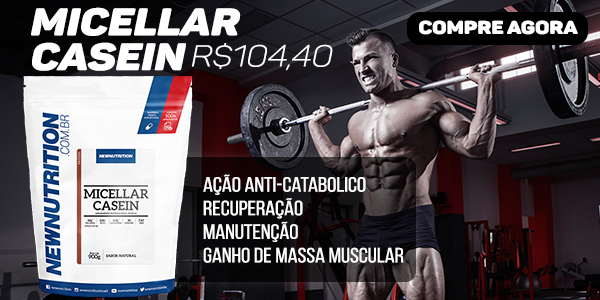 Comprar Caseína na New Nutrition
