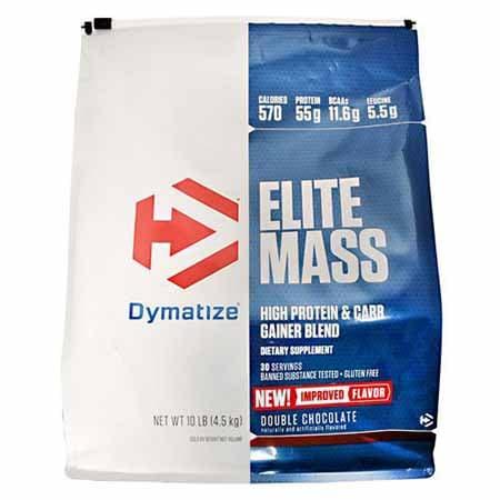 hipercalórico elite mass dymatize