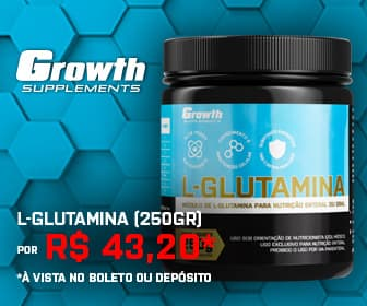 L glutamina growth supplements
