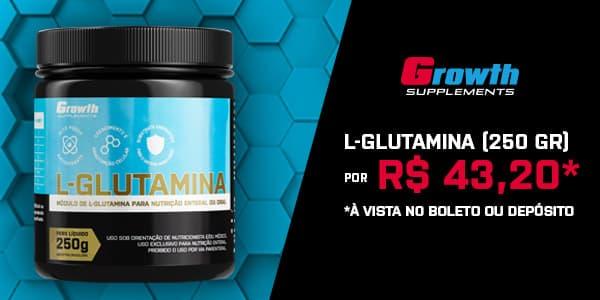 L glutamina growth supplements