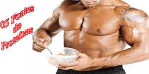Imagem de Conheça 5 Boas Fontes de Proteínas para o Praticante de Musculação