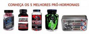 Imagem de Cinco pró-hormonais que podem auxiliar seus ganhos na musculação
