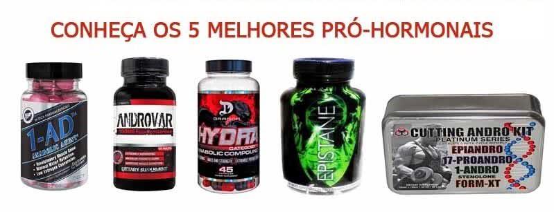 os-cinco-melhores-pro-hormonais