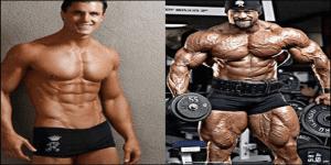 Imagem de Como ficar grande praticando musculação?