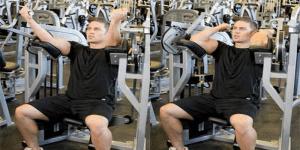 Imagem de Os 4 melhores exercícios de bíceps para realizar em máquinas