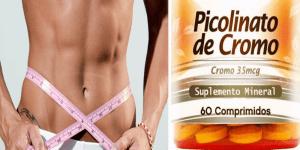 Imagem de Picolinato de Cromo: conheça os benefícios