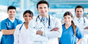 Une image de professionnels de la santé s'impose!