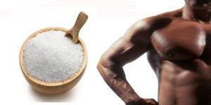 Imagem de Conhecendo os benefícios do sal Epsom para o praticante de musculação