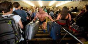 Imagem de Dicas para um fisiculturista seguir sua rotina durante a viajem