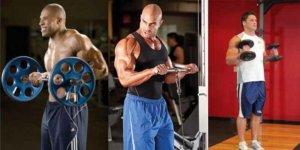 Imagem de Rosca direta, inversa e martelo: Conheça a diferença entre os exercícios!