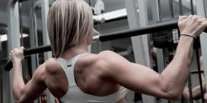 Imagem de Conheça um Treino de dorsais (costas) e posterior de ombros para mulheres