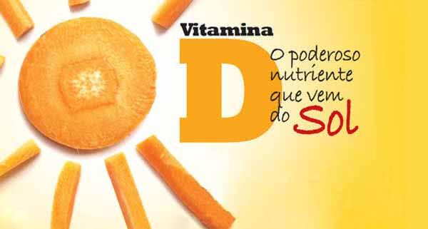 Vitamina D3 e o Sol