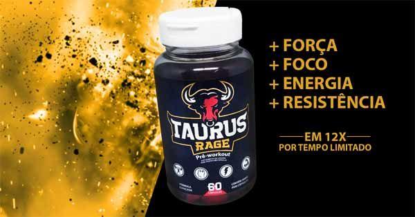 Banner Taurus Rage