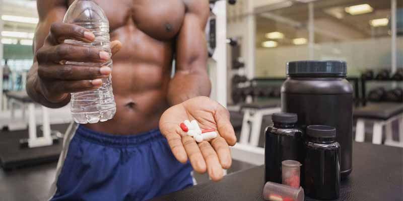Ingerir Pilulas após o treino