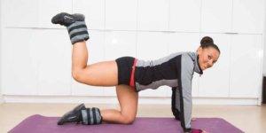 Imagem de Exercícios com Caneleiras: São os melhores para os Glúteos?