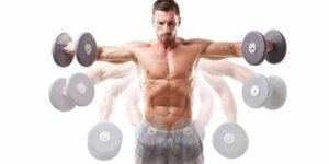 Image de Meet 05 Principaux exercices pour avoir des deltoïdes larges et fonctionnels!