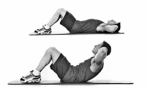 Como fazer o Exercício Abdominal no Solo